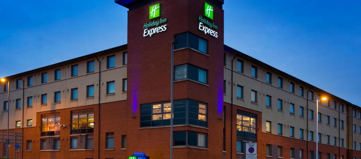 Holiday Inn Express Luton London UnitedKingdom
