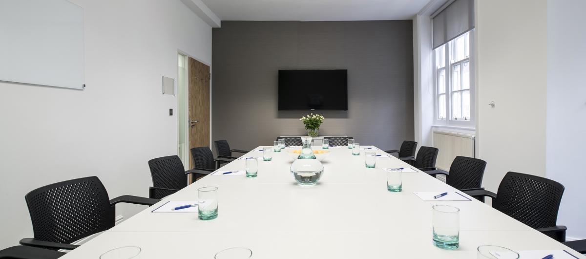 Book Regus meeting room London Westminster