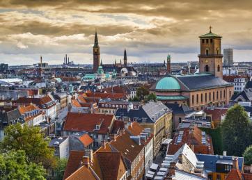 Kokoustilat Kööpenhamina