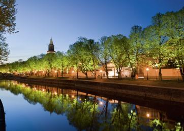 Kokoustilat Turku