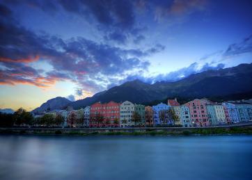 Konferenzräum Innsbruck, Österreich