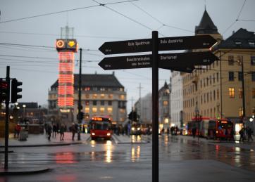 kokoustilat Oslo