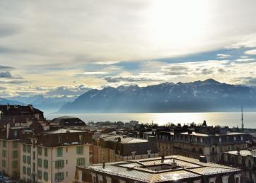 Salle de réunion Lausanne