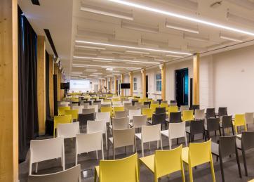Konferenču telpas Viļņā